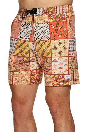 Banks Journal Crafted s Boardshorts - Baked Clay