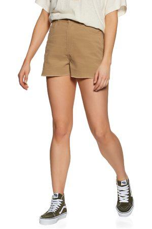 Element Andersen Cord s Shorts - Desert Khaki