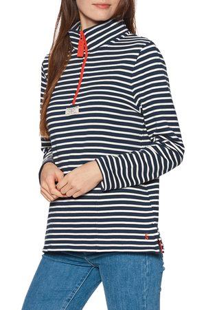 Joules Pip s Sweater - Cream Navy Stripe