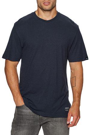 Afends Classic Hemp Retro s Short Sleeve T-Shirt - Navy