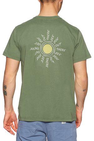 Katin Swirl s Short Sleeve T-Shirt - Jade
