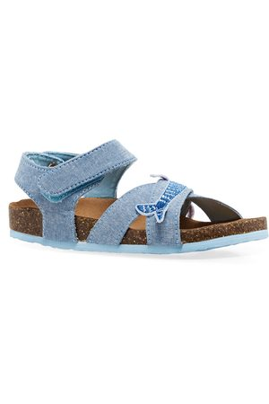 Joules Tessie Girls Sandals - Chambray