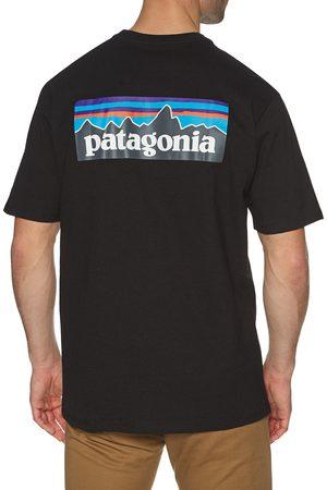 Patagonia Men Short Sleeve - P6 Logo Responsibilitee s Short Sleeve T-Shirt