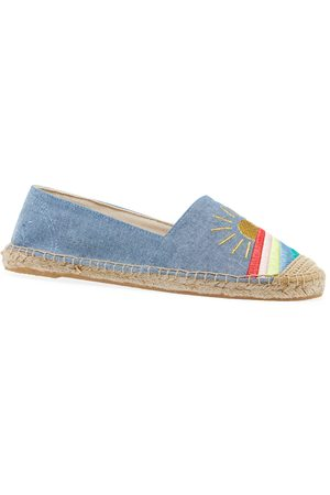 Joules Shelbury s Espadrilles - Chambray