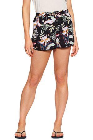 Roxy Salty s Beach Shorts - Anthracite Praslin