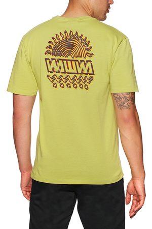 WAWWA Sunspots s Short Sleeve T-Shirt - Lime