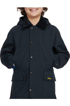 Barbour Boys Jackets - Showerproof Ashby Boys Jacket - Navy