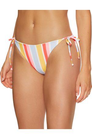 Billabong Women Bikinis - Tie Side Tropic Bikini Bottoms - Stripes