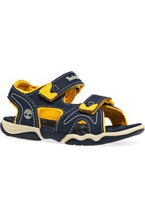Timberland Sandals - Toddler Adventure Seeker 2 Strap Kids Sandals - Navy With