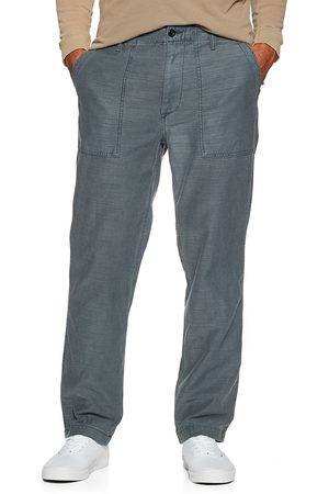 OUTERKNOWN Voyager Utility s Chino Pant - Atlantic