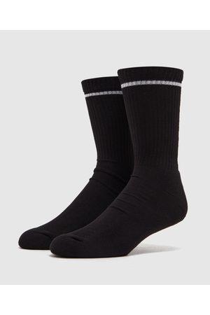 Emporio Armani Loungewear Men's 2 Pack Sport Stripe Socks