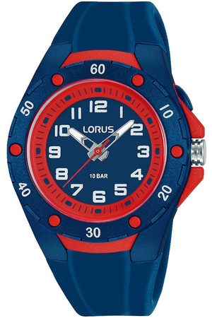 Lorus Casual Silicone Unisex Watch