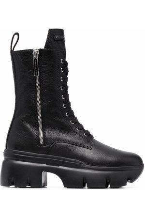 Giuseppe Zanotti Biker leather boots