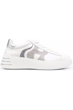 Hogan Glitter-detail Rebel sneakers