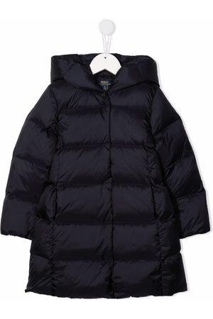 Ralph Lauren Kids Momentum hooded padded coat