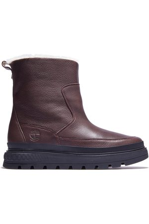 Timberland Ray city warm-lined boot for women in dark dark , size 3.5