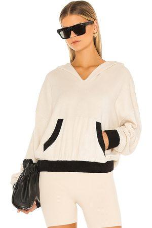 L'Academie Women Hoodies - Ciara Hoodie in . Size XXS, XS, S, M, XL.
