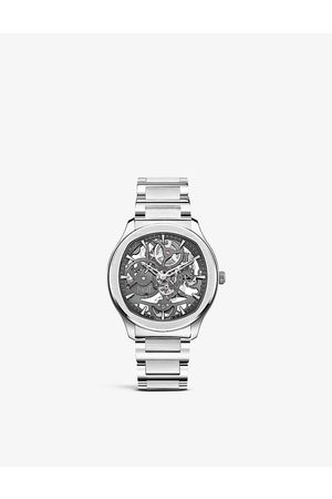 Piaget Men Watches - G0A45001 Polo Skeleton stainless-steel automatic watch