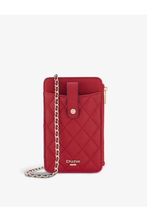 Dune Women Purses & Wallets - Kimmy quilted phone holder purse