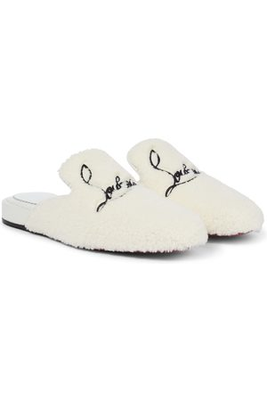Christian Louboutin Coolito terry slippers