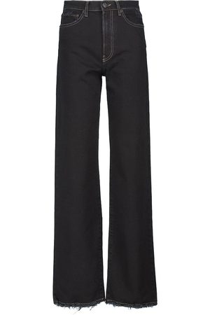 3x1 Kate Used cotton wide-leg jeans