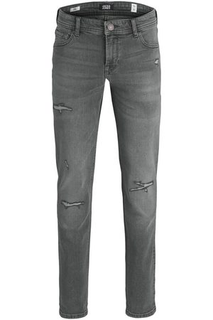jack & jones Boys Slim - Boys Glenn Original Slim Fit Jeans