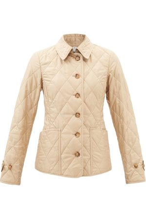 Burberry Fernleigh Quilted Jacket - Womens