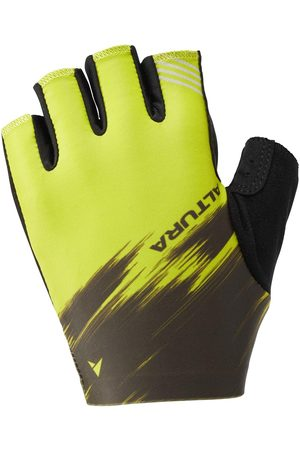 Altura Cycling Airstream Mitt - Lime/Olive