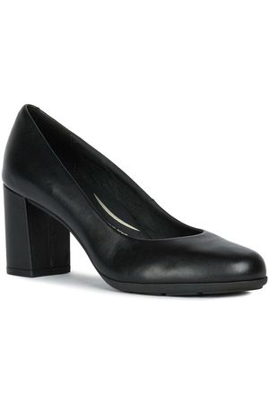 Geox New Annya Heeled Court Shoes