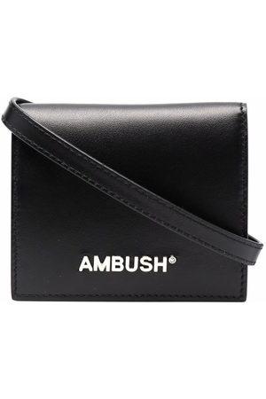 AMBUSH Purses & Wallets - Logo-print cardholder