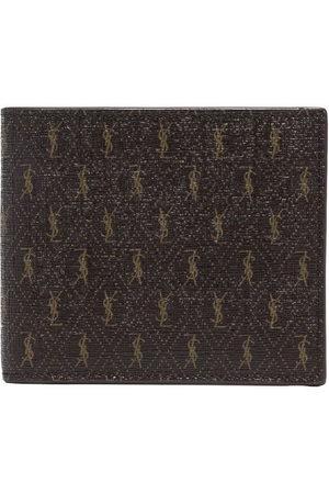 Saint Laurent Men Purses & Wallets - Monogramme bifold wallet