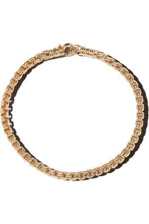 Tom Wood Men Bracelets - Venetian Double M chain bracelet