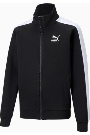 PUMA Summer Jackets - Iconic T7 Youth Track Jacket
