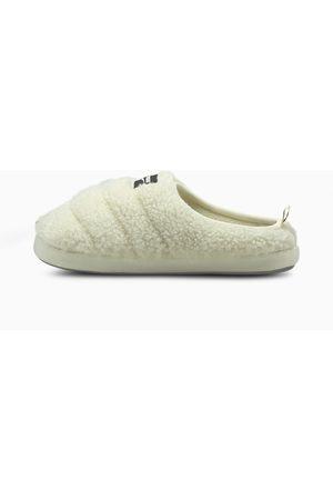 PUMA Women's Scuff Sherpa Slippers Sandals