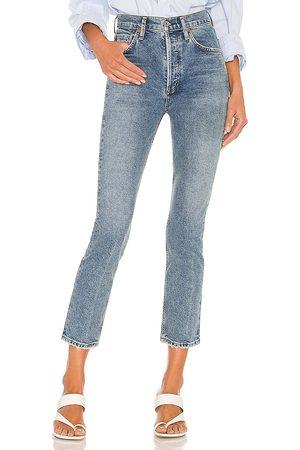 Citizens of Humanity Women Slim - Jolene High Rise Vintage Slim in . Size 24, 25, 26, 27, 28, 29, 30, 31, 32, 33, 34.