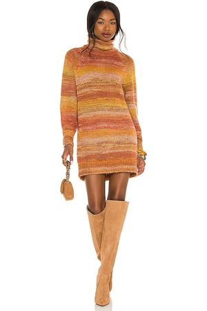 House of Harlow X REVOLVE Mazzy Cowl Neck Dress in . Size S, XS, M, XL.