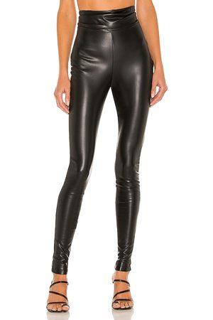 Nookie Viktoria Faux Leather Pants in . Size XS, S, M.