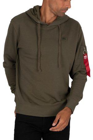 Alpha Industries Men Sweatshirts - X- Fit Pullover Hoodie