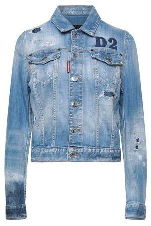 Dsquared2 Women Denim Jackets - DSQUARED2