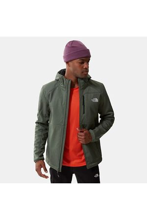 The North Face Men Sports Jackets - Men's Quest Hooded Softshell Jacket