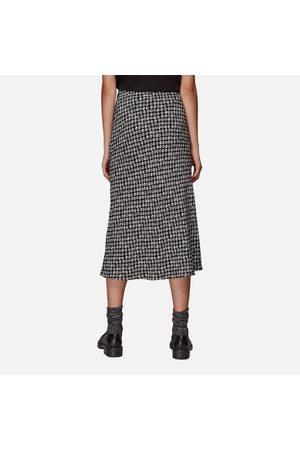 Whistles Women Printed Skirts - Women's Landmark Print Bias Cut Skirt