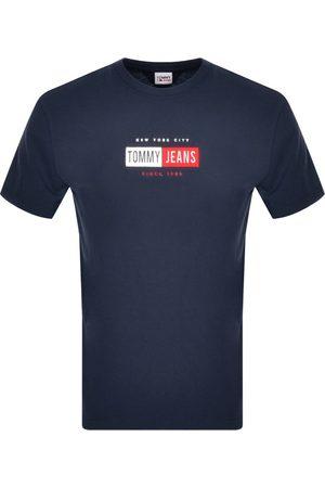 Tommy Jeans Timeless Logo T Shirt