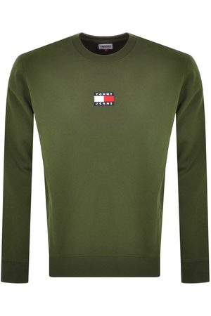 Tommy Hilfiger Men Trousers - Logo Badge Sweatshirt