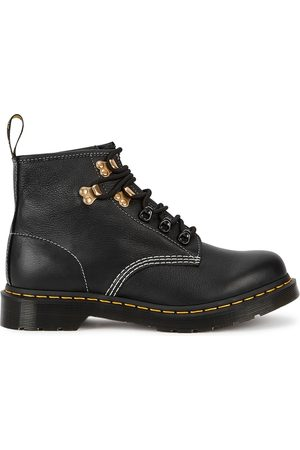 Dr Martens 101 Virginia Leather Ankle Boots
