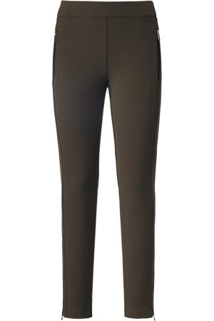 Gardeur Women Trousers - Ankle-length trousers in pull-on style size: 10