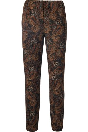 Peter Hahn Jersey pull-on trousers size: 10s
