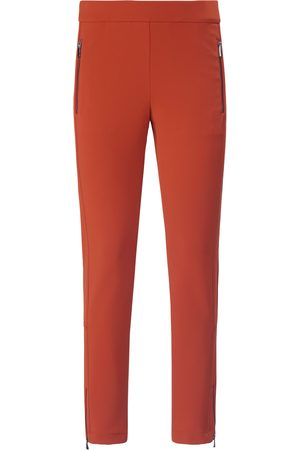 Gardeur Ankle-length trousers in pull-on style size: 10