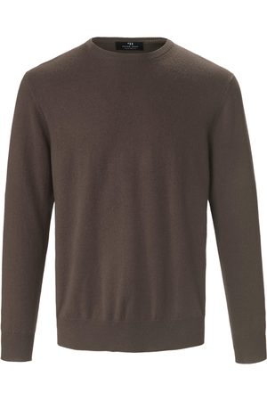 Peter Hahn Cashmere Round neck pullover in Pure cashmere size: 38