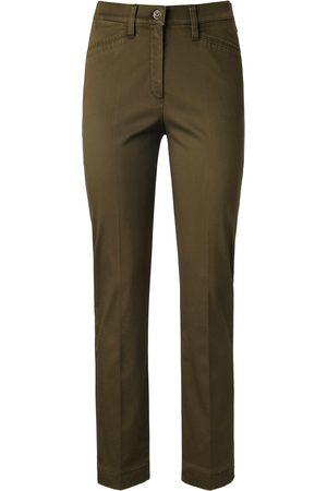Raphaela by Brax Ankle-length ProForm S Super Slim trousers size: 10s