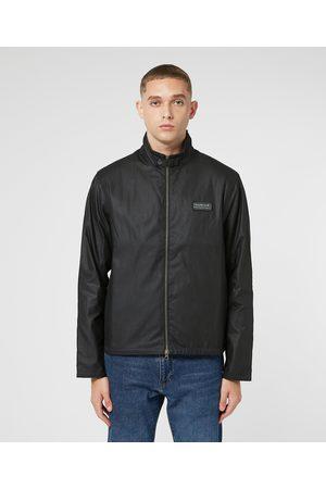 Barbour International Men Outdoor Jackets - Men's Mind Wax Jacket